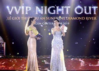 SUNSHINE DIAMOND RIVER VÀ LỄ RA MẮT HOÀNH TRÁNG TẠI SÀI GÒN