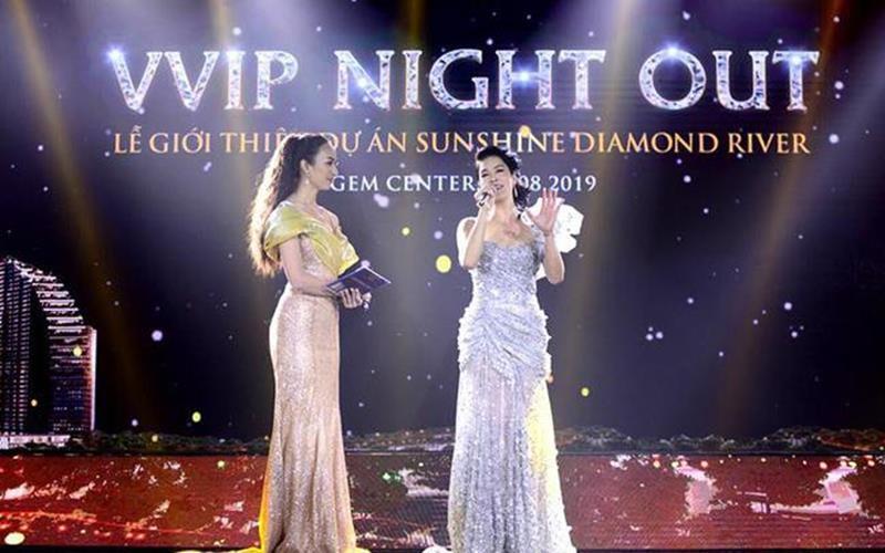 Lễ ra mắt dự án Sunshine Diamond River tại Sài Gòn đã được CĐT tổ chức với quy mô