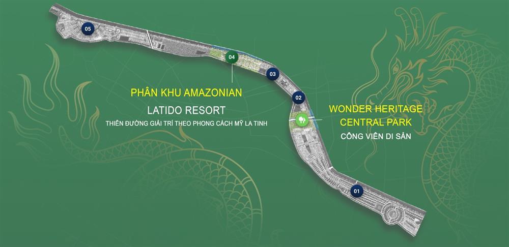 PHÂN KHU AMAZONIAN